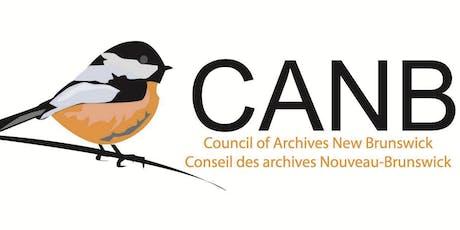 Symposium sur l'histoire orale du Canada atlantique tickets