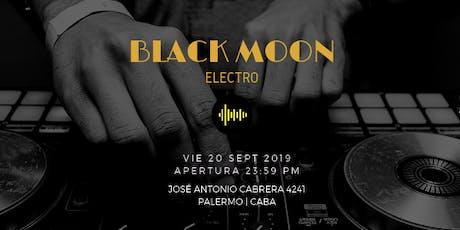 Black Moon Electro tickets