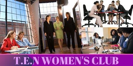 T.E.N Women's Club -(Members) tickets