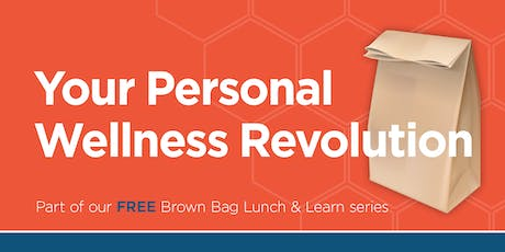 Your Personal Wellness Revolution  tickets