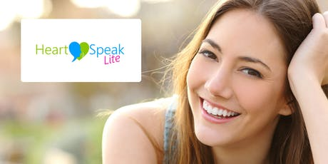 Set Yourself FREE with HeartSpeak Lite tickets