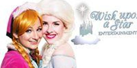 Princess for a Day Brunch with Elsa & Anna tickets