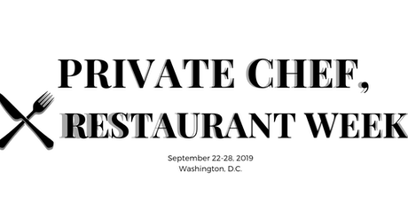 Private Chef, No Restaurant Week: Chefs with Cookbooks tickets
