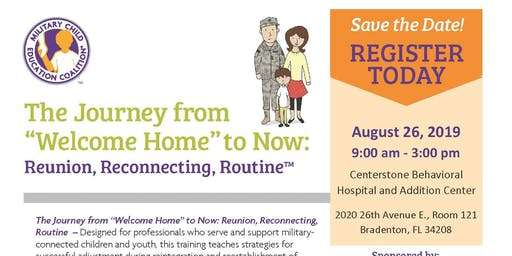 """The Journey from """"Welcome Home"""" to Now: Reunion, Reconnecting, Routine"""
