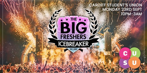 The Big Freshers Icebreaker Cardiff