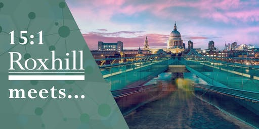 15:1 Roxhill meets...  Simon English. 15.45