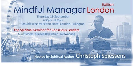 Mindful Manager (London edition) tickets