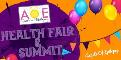 Angels Of Epilepsy Health Fair & Summit tickets