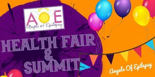 Angels Of Epilepsy Health Fair & Summit