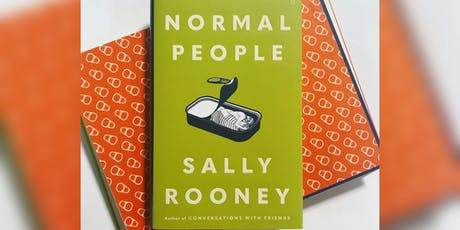 Clockwise River House Book Club- Normal People by Sally Rooney tickets