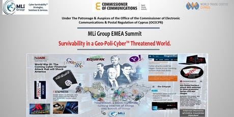 Survivability in a Geo-Poli-Cyber Threatened World International Summit Series - Cyprus. tickets