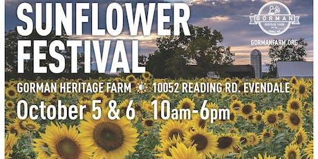 Sunflower Festival 2019 tickets