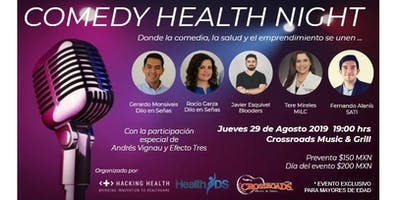 Comedy Health Night