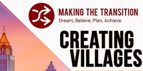 Creating Villages Volunteer Kickoff tickets