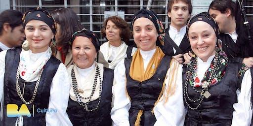 Colectividades en el Casco Histórico - Museo de la Emigración Gallega