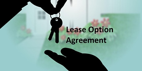Lease Option Agreement tickets