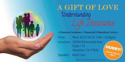 A Gift of Love-Understanding Life Insurance