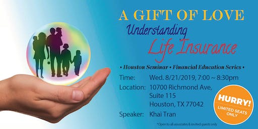 A Gift of Love-Understanding Life Insurance