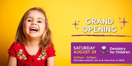 Grand Opening Celebration - Toms River, NJ tickets