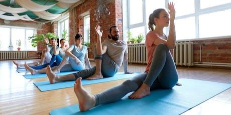 Yoga (XHDV 101 01) tickets