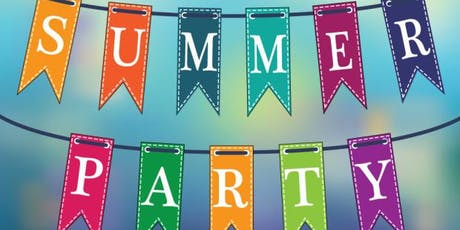 DBC Annual Open House Summer Party! tickets