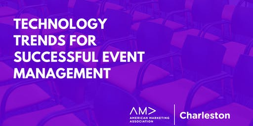 Coffee Talk: Technology Trends for Successful Event Management