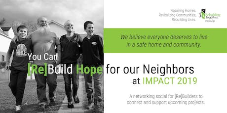Rebuilding Together Pittsburgh - IMPACT 2019 tickets
