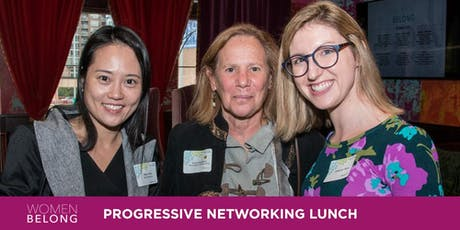 Women Belong September Progressive Networking Event tickets