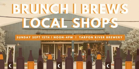 Brunch & Brews Market at Tarpon River Brewing tickets
