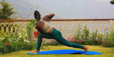 Yoga and Wine Tasting tickets