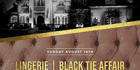 DK Lingerie/Black Tie VIP Party tickets