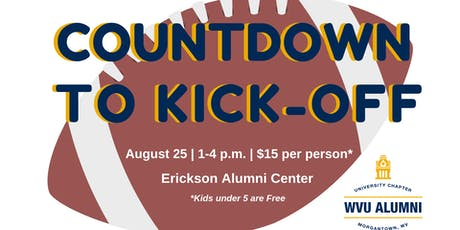 Countdown to Kick-Off tickets