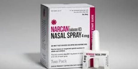 "FREE Narcan Training (part of ""Your Light Still Shines"" event) tickets"