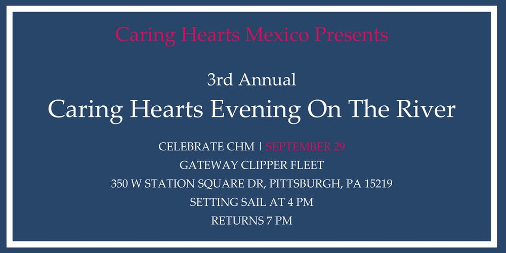 3rd Annual Caring Hearts Evening On The River
