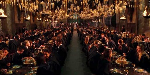 Harry Potter Feast in The Great Hall