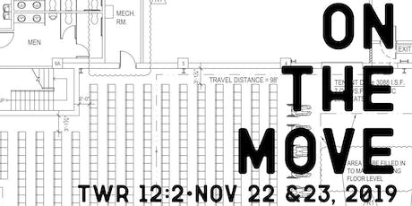 Tales from the Writers' Room- On the Move tickets