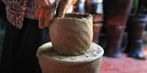 Pottery Workshop - Hand-building Techniques