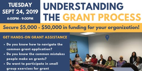 Understanding the Grant Process tickets