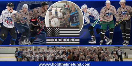 Hold the Line Event - 2019 Hold the Line Hockey Game tickets