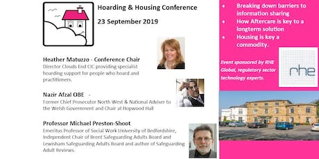 Self Neglect, Hoarding & Housing Conference  tickets
