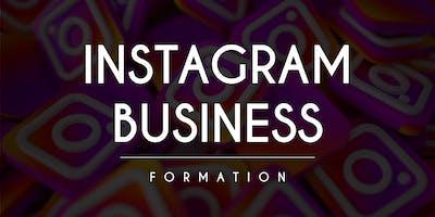 Instagram Business - Formation 2 Jours