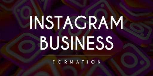 Instagram Business - Formation 2 Jours