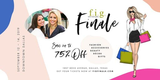 Fashion Industry Gallery's f.i.g. Finale Sale 2019