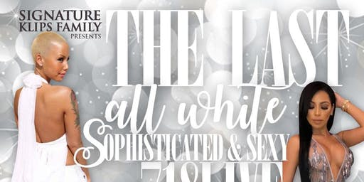 THE LAST ALL WHITE
