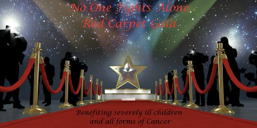 No One Fights Alone- Red Carpet Gala