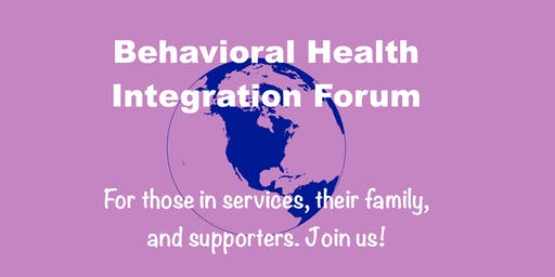 Great Rivers Behavioral Health Integration Forum