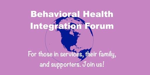 Great Rivers Behavioral Health Integration Forum