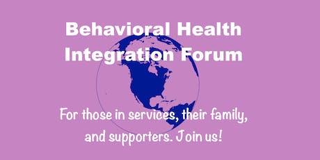 Salish Behavioral Health Integration Forum tickets
