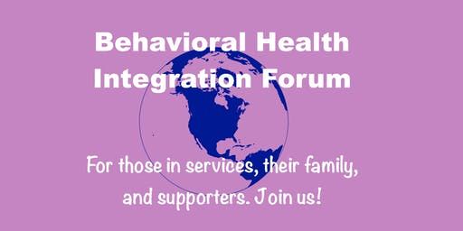 Salish Behavioral Health Integration Forum