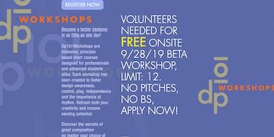 DesignPrinciples101 BETA Workshop